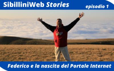 Ep. 1 – SibilliniWeb Story – La nascita del Portale Internet SibilliniWeb